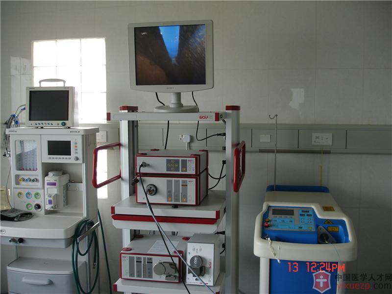 老挝乌都姆赛省盛龙国际医院-全套德国狼牌高清电视腹腔镜及钬激光
