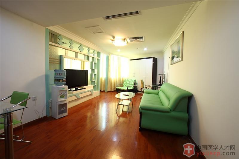 广东博爱医疗集团有限公司-VIP recovery suite 2-lounge