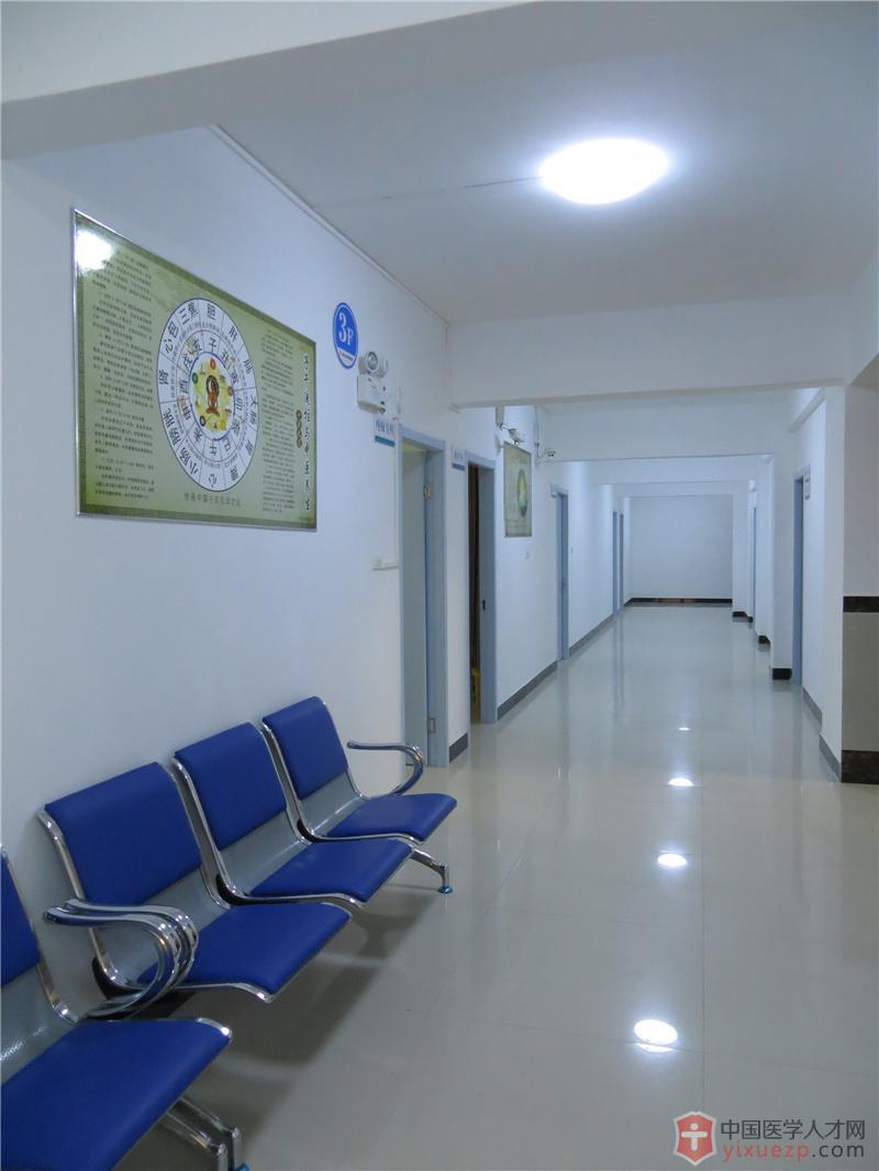 湖北黄冈浠水保康医院-医院走廊