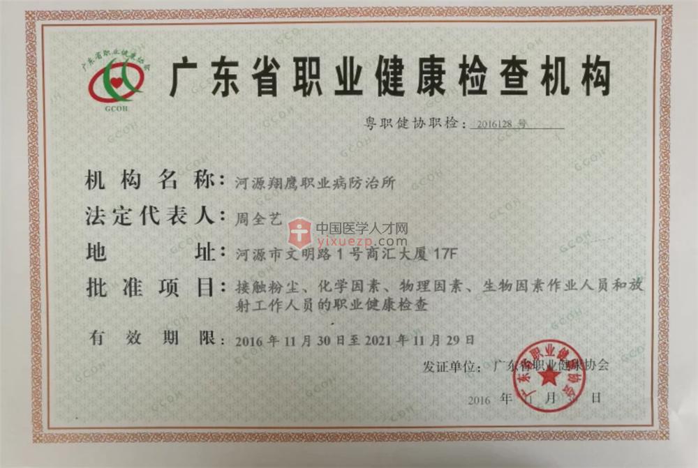 广东翔鹰职业病防治所-IMG_20180509_202900