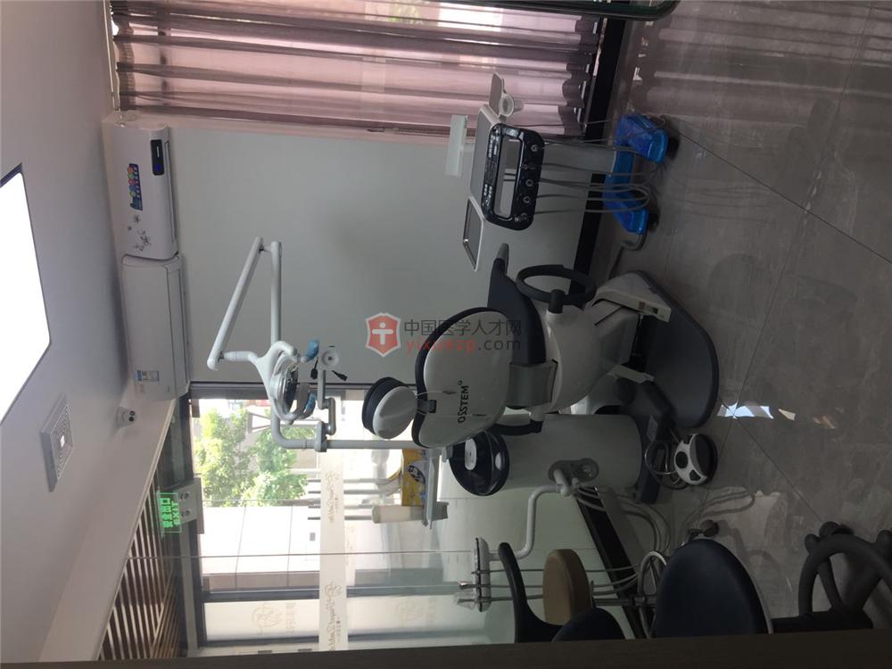 中山市景丰牙科诊所-诊室之一